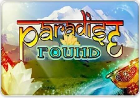 Paradise Found– lotosov cvijet vodi do velikih dobitaka!