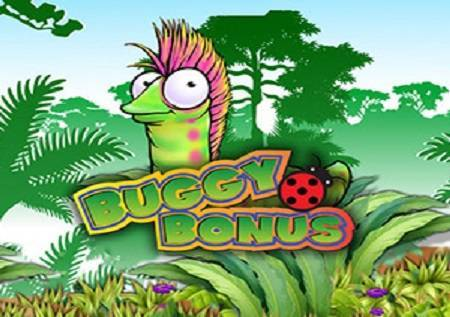 Buggy Bonus – slatki insekti donose sjajne bonuse!