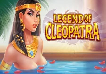 Legend of Cleopatra–osvojite faraonsko bogatstvo!
