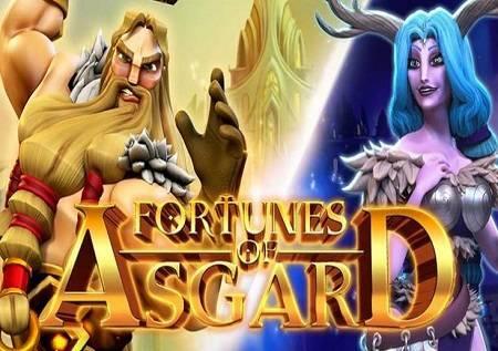 Fortunes of Asgard slot predstavlja lelujave funkcije!