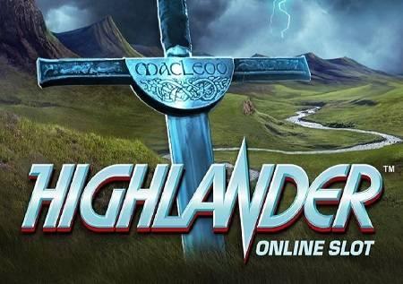 Highlander–oluja dobrih bonusa u sjajnom video slotu!