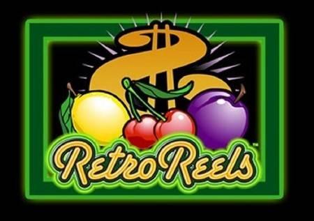 Retro Reels – stari klasik sa respin funkcijom i magičnim dobicima!