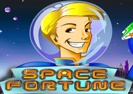 Space Fortune – zaviri u kosmos i sjajno se provedi u kazino igri!