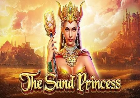 The Sand Princess – slot koji vas vodi na Srednji Istok!