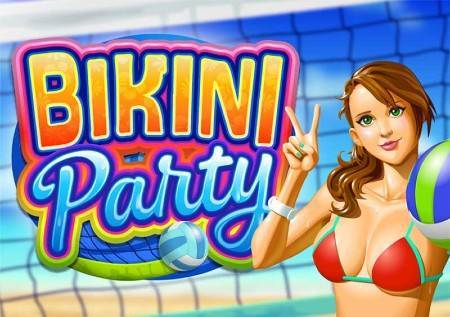 Bikini party – žurka na plaži donosi dobre dobitke!