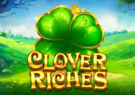 Clover Riches– novi slot inspirisan irkom srećom!