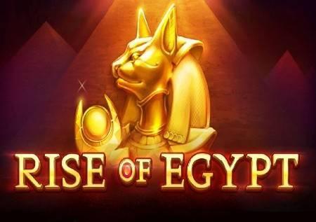 Rise of Egypt – simboli starog Egipta donose nevjerovatne dobitke u slotu!