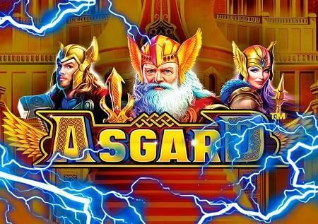Asgard i nordijski bogovi vas čekaju sa sjajnim igrama!