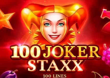 100 Joker Staxx – vockice i džoker vas dovodi do sjajnih dobitaka!