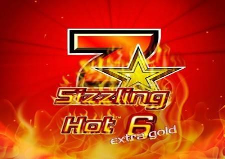 Sizzling Hot 6 Extra Gold – za sve ljubitelje voćkica stiže nova kayino igra!
