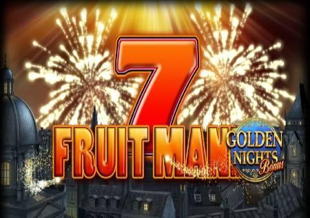 Fruit Mania Golden Nights – zlatne voćkice nude sjajne bonuse!