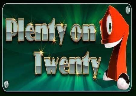 Plenty on Twenty – šaljive i magične voćkice u video slotu!