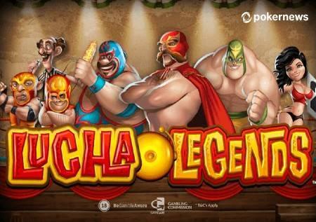 Lucha Legends – direktno u ring za borbu za dobicima!