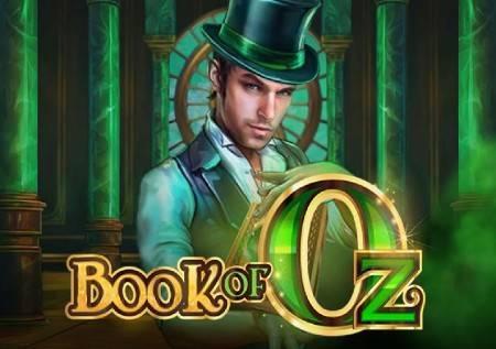 Book of Oz – novi slot sa poznatim knjigama!