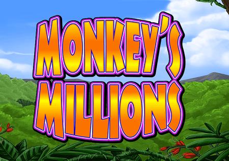 Monkey's Millions – kazino igra koja donosi sjajne bonus funkcije!