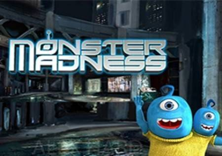 Monster Madness – slot igra gdje čudovišta nagrađuju!