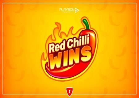 Red Chilli Wins – ljute papričice i slatki dobici u kazino igri!