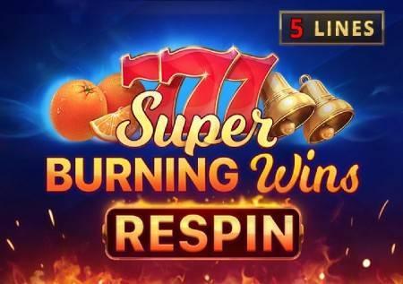 Super Burning Wins: Respin – ovog puta voćkice daju više!