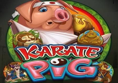 Karate Pig – zanimljiv kazino obračun u sjajnoj video igri!
