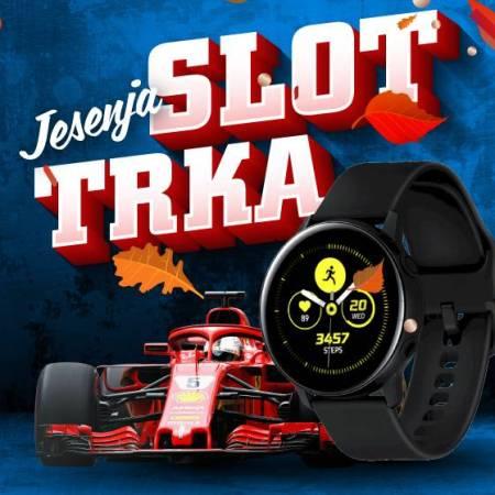 Osvoji Samsung Smart Watch u Jesenjoj slot trci!