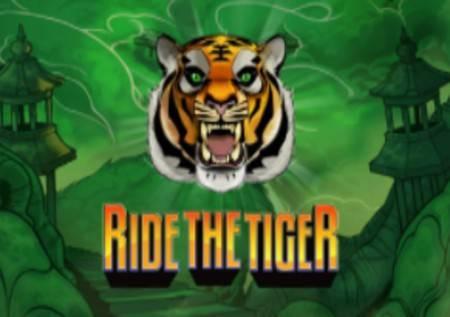 Ride the Tiger – upoznajte drevnu Kinu kroz kazino igru!