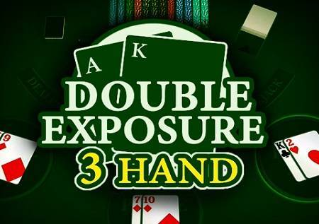 Blackjack Double Exposure 3 Hand – sve se vrti oko 21!