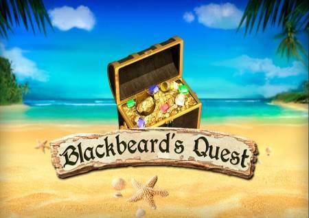 Blackbeards Quest – skriveno blago i pirati u kazino igri!