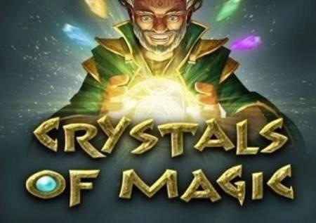 Crystals of Magic – najbolja bonus čarolija u kazino igri!