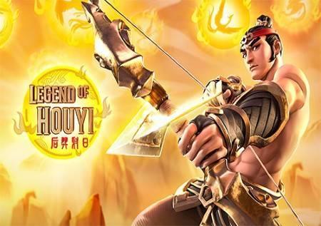 Legend of Hou Yi –nevjerovatni dobri dobici u kazino igri!