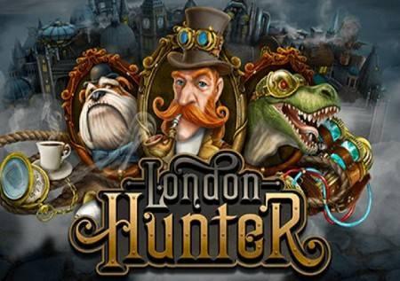 London Hunter – odbjegli dinosaurus u novom video slotu