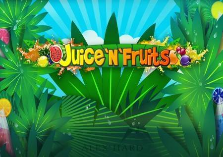 Juice N Fruits – smućkajte đus od omiljenih voćkica