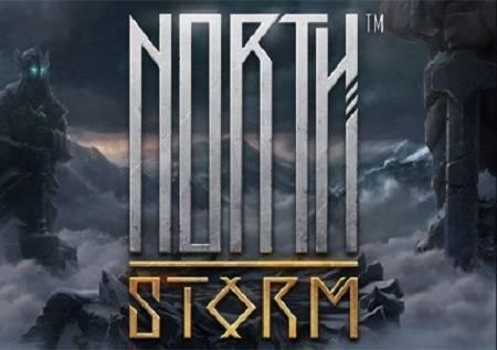 North Storm – pahulje vam donose sjajne multiplikatore u novom slotu!