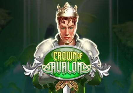 Crown of Avalon – kralj Artur u novoj kazino igri!
