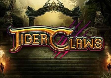 Tiger Claws – džekpot dobici u novoj kazino igri!
