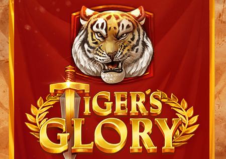 Tiger's Glory – borilačka arana u novom slotu!