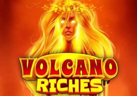 Volcano Riches – vulkanska erupcija novoj kazino igri