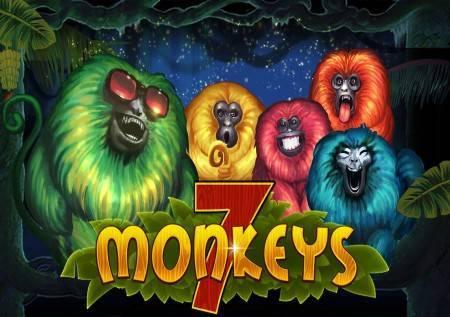 7 Monkeys-  sjajna zabava džungli!