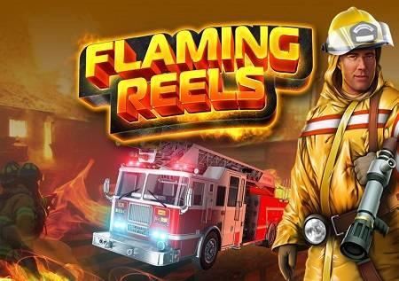 Flaming Reels – stižu vatreni kazino dobici!