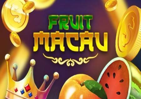 Fruit Macau – još jedne sjajne voćkice sa multiplikatorima!