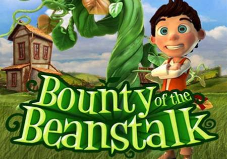 Bounty of the Beanstalk – spremite se za bajku o pasulju koja donosi bonuse!