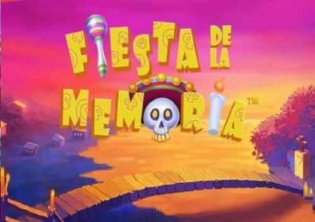 Fiesta De La Memoria – festival bonusa!