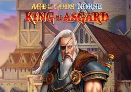 King of Asgard – bogovi vam donose fantastičan džekpot!