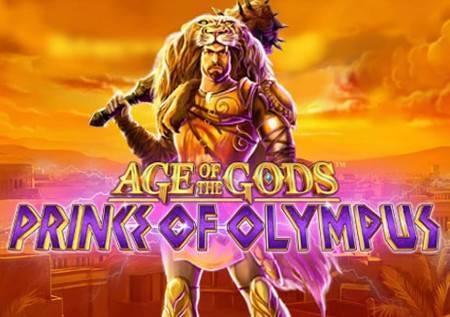 Prince of Olympus – dolazi vam slot sa  4 vrhunska bonusa!