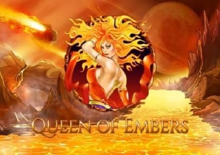 Queen of Embers – kazino slot donosi vatrene dobitke!