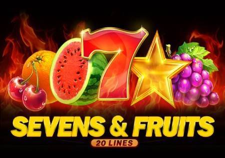 Sevens and Fruits: 20 lines – novi klasik koji će vas oduševiti!