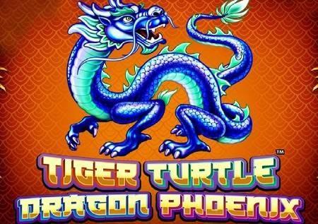 Tiger Turtle Dragon Phoenix – savršeni džekpot može biti vaš!