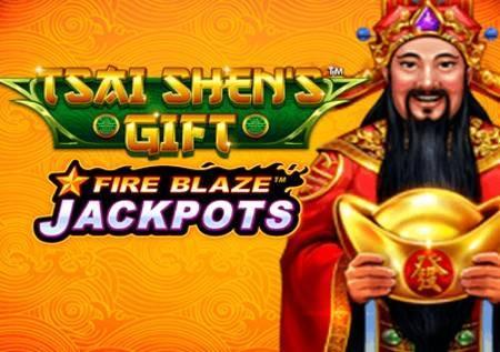 Tsai Shens Gift – osjetite moć bogatstva!