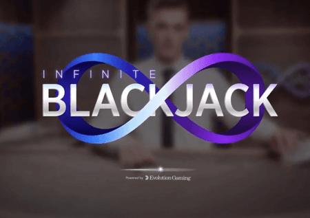 Infinite Blackjack – duel sa krupijeom nikada nije bio bolji!