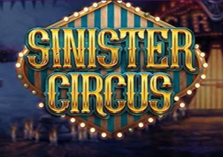 Sinister Circus šou sa sjajnim dobicima u kazino igri!