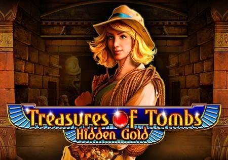 Treasures of Tombs Hidden Gold – pronadjite skriveno zlato u novom slotu!
